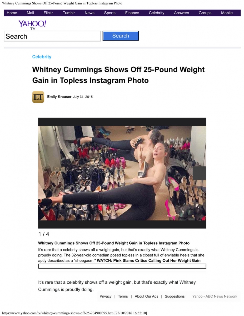 Whitney-Cummings-Shows-Off-25-Pound-Weight-Gain-in-Topless-Instagram-Photo-1