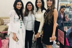 Isaac Luxe Event with MUA Ridhima dhawan