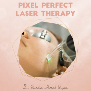 Pixel Perfect Laser Therapy